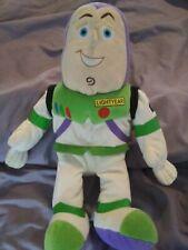 "Disney VGC 13.5"" Toy Story Buzz Lightyear Plush Stuffed Animal.  A3"