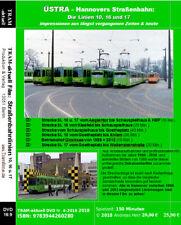 ÜSTRA - Hannovers Straßenbahn: Die Linien 10, 16 und 17 & mehr