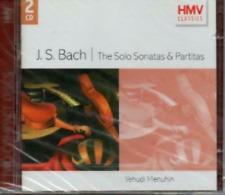 Yehudi Menuhin : J. S. Bach: The Solo Sonatas and Partita - Various (1957) CD