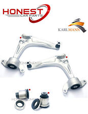 For HONDA CIVIC 1.4 1.8 2.0 TYPE R FD FK 2005> LOWER WISHBONE ARMS L/R & BUSHS
