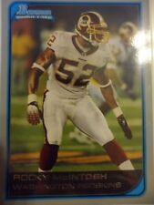 Rocky McIntosh RC 2006 Rookie Bowman Washington Redskins