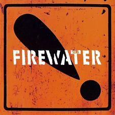 Firewater - International Orange! (CD 2012) NEW & SEALED