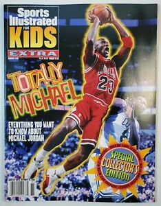 Sports Illustrated for Kids Extra Summer 1998 Totally Michael Jordan (ALL CARDS)