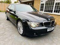 BMW 750i Sport E65 4.8 V8 370 bhp 2006