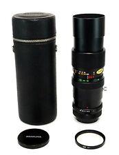 CANON ASANUMA 90-230mm f4.5 FD LENS! 90-DAY WARRANTY! EXCELLENT PLUS CONDITION!