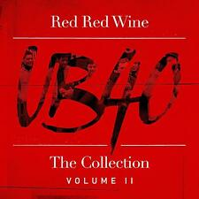 UB40 ~ Red Red Wine 2  NEW CD ~ Very Best of Collection ~ 20 Track Greatest Hits