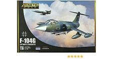 1/48 Kinetic #48083 F-104G Starfighter Luftwaffe