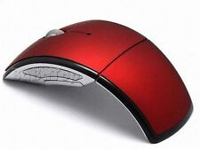 Wireless Mouse 2.4GHz Foldable Optical mouse USB Receiver For Computer PC laptop