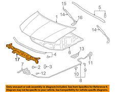 Acura HONDA OEM 01-06 MDX Hood-Cover 74117S3VA01