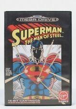 SEGA Mega Drive Spiel - Superman: The Man of Steel Modul
