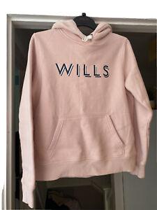 womens jack wills hoodie size 12