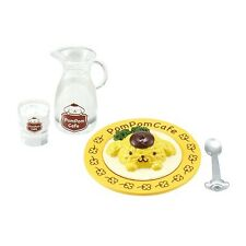 Sanrio Pompompurin Cafe Rement Doll Furniture - Stew Omelet