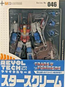 Transformers Revoltech Yamaguchi Starscream #46