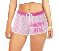 BDSM Sex Themed Submissive gift Daddy's baby Little Girl DDLG Shorts