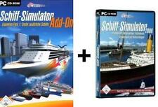 Nave simulatore 2006 + Expansion Pack 1 * tedesco come nuovo