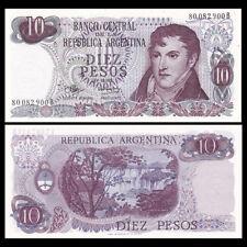 Argentina 10 Pesos, ND(1970-1973), P-289, UNC