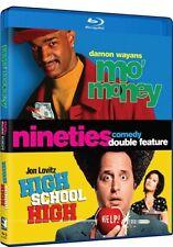 Mo Money + High School High New Blu-ray Double Feature Damon Wayans Jon Lovitz