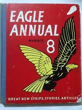Eagle Annual Number 8 1959. Good Condition **Free UK Postage**