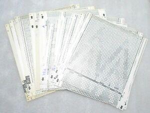 DECO Muster-Lochkarten für Pfaff / Passap Strickmaschinen