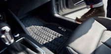 Genuine Audi Q2 Rubber Floor Mats Front Set only All Weather Mats 2016-Current