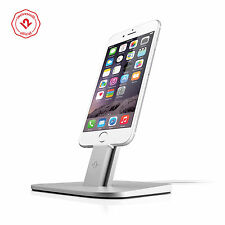 Twelve South HiRise for iPhone/ iPad Mini, Adjustable Charging Stand , Silver