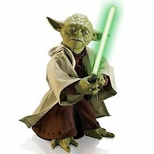 Star Wars Legendary Jedi Master Yoda Interactive Talking Action Figure