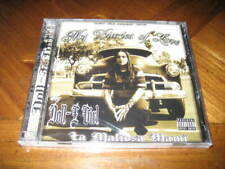 Chicano Rap CD Doll-E Girl - My Diaries of Love - Lil Yogi Malow Mac Bad Mouth