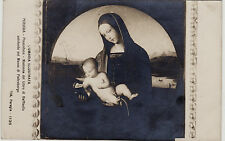 #PERUGIA: TILLI n. 1136- PINACOTECA- MADONNA DEL LIBRO DI RAFFAELLO