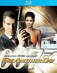 JAMES BOND 007-DIE ANOTHER DAY/Pierce Brosnan/Blu-Ray/BUY ANY 4 ITEMS SHIP FREE