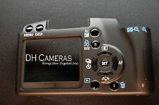CANON DIGITAL REBEL 1000D XS BLACK Rear/Back COVER+Button and SD doorCG2-2267