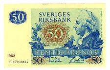 Sweden … P-53d … 50 Kronor … 1984 … *XF+*
