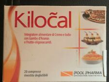 KILOCAL integratore alimentare brucia grassi da 20 compresse