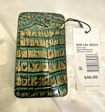 Brahmin Card Case Agate Melbourne MSRP $40 R78 151 00516