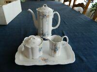 Rosenthal Classic Rose Belvedere Monbijou (4) Piece Tea Set                  4-2