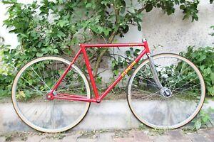 Very Rare Zunow Pista / Track / NJS / Racing / Road