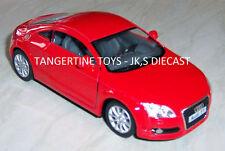 Kinsmart Audi Diecast Cars