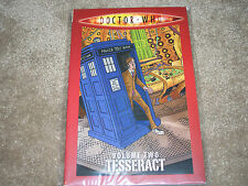 DOCTOR WHO VOL TWO TESSERACT TPB Graphic Novel IDW Comic Book Tennant 10th Dalek