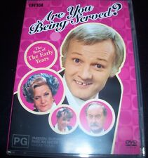 Are You Being Served Best Of The Early Years BBC DVD (Aust Reg 4) DVD - Like New