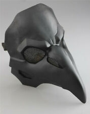 Game Overwatch Reaper Mask NEVERMORE Plague Doctor Face Mask PVC Cosplay Props