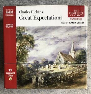 Complete Classics Ser.: Great Expectations by Charles Dickens (2007, Compact Dis
