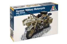 Motociclette di modellismo statico Italeri in plastica