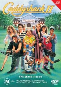 Caddyshack 2 (DVD 2002)
