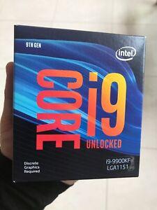 Intel BX80684I99900KF i9-9900KF 3.6 GHz 16 MB Smart Cache CPU
