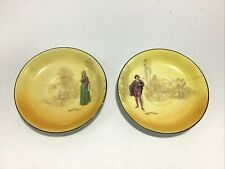 royal doulton shakespeare seriesware romeo juliet Saucers Spares Replacement