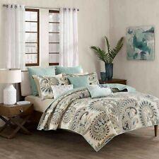 Ink+Ivy Mira Twin Mini Comforter Set in Blue