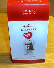 "Hallmark Keepsake ""Joy To The World"",  Hanging Ornament"