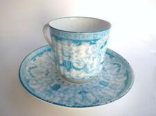 ancienne Tasse et soucoupe en porcelaine origine inconnue TBE