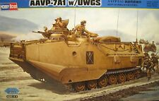 1/35 AAVP-7A1 w/UWGS Model Kit by Hobby Boss