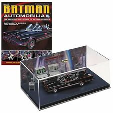 Batmobile Serie Tv 1966 Automobilia Batman Collector Magazine Edizione Limitata