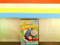 Thomas Friends - Engines and Escapades DVD